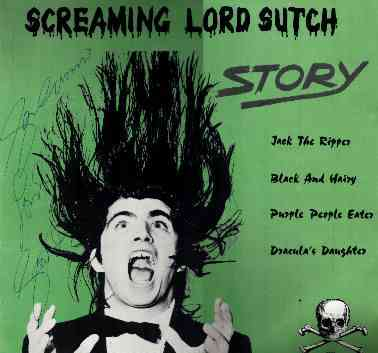 Screaming Lord Sutch Im A Hog For You Baby